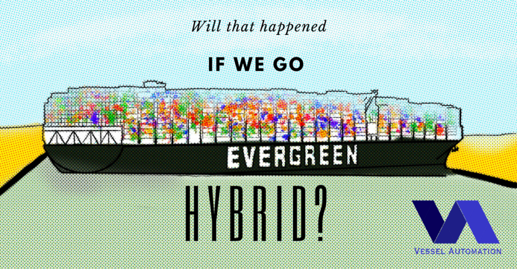 Hybrid shipping solutions!