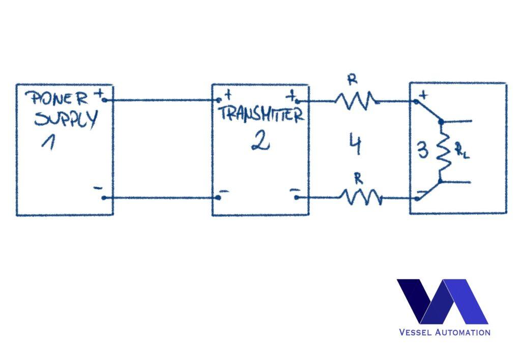 Current Loop transmitter 4-20mA