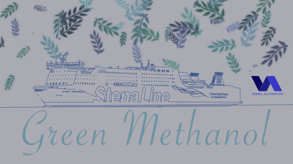 Green methanol. Why did Maersk choose this green fuel?